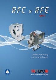 RFC a RFE - ALTEKO
