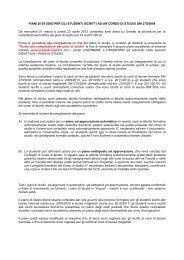AVVISO_agli_studenti_piani di studioMARZO12 - Scienze politiche