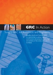 GRC In Action - The Concrete Society