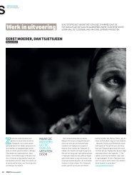 Werk in uitvoering - Marielle van Uitert