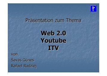 YouTube Web20 - mielkeweb.de