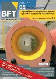 Sonderdruck aus BFT INTERNATIONAL 05/2012 - PHILIPP Gruppe