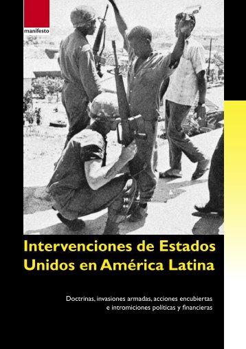 Intervenciones de Estados Unidos en América Latina - MinCI