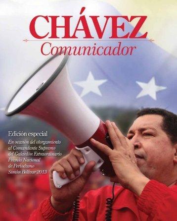 Chávez Comunicador - MinCI