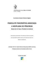 Ana Palhares DelgadoPaniculite - Ubi Thesis