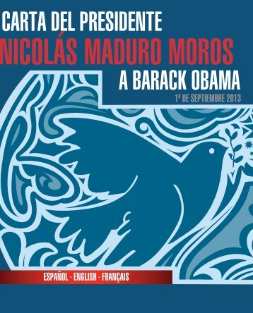 NICOLÁS MADURO MOROS - MinCI