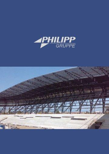 Beton- und Stahlbetonbau - PHILIPP Gruppe