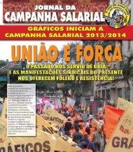 Jornal da Campanha Salarial 2013/2014 - Ftigesp.org.br