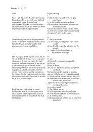 Genesis 28 - De pagina is niet gevonden