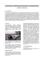 Rotorblattversagen – Gefährdungsanalyse für die Umgebung einer ...