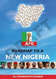 210989962-Roadmap-to-a-New-Nigeria