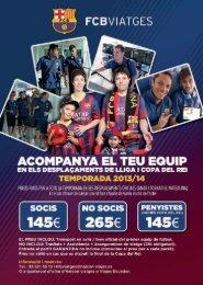 FCBVIATGES - FC Barcelona