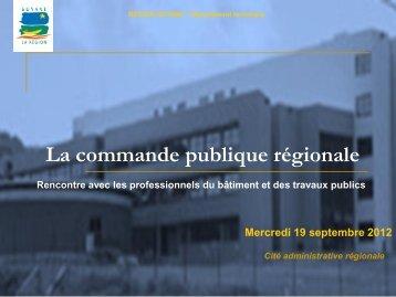 voir présentation - Région Guyane