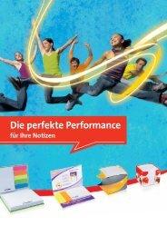 Die perfekte Performance The perfekt performance