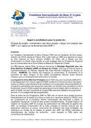 Fondation Internationale du Banc d'Arguin