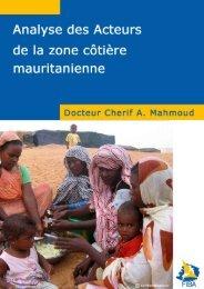 Analyse des acteurs de la zone côtière Mauritanienne - Fondation ...