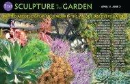 Sculpture in the Garden (PDF) - Ingrid Lilligren