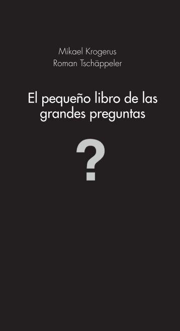 El pequeño libro de las grandes preguntas - Popular Libros
