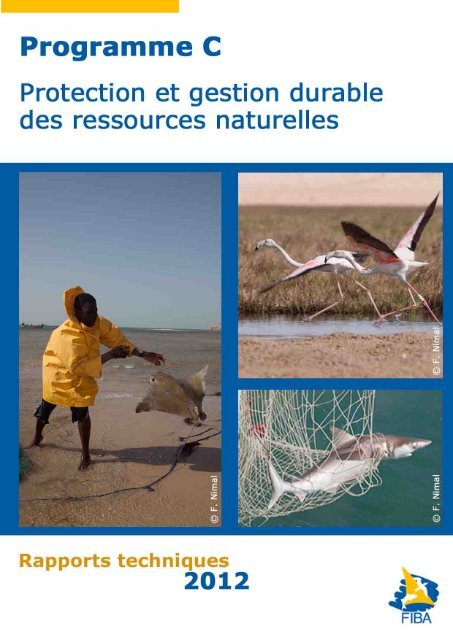Programme C - Fondation Internationale du Banc d'Arguin