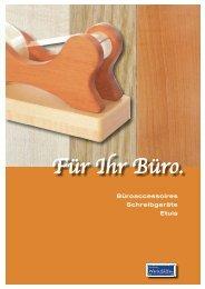 Für Ihr Büro. - EVBZ Steinhöring
