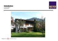 Einfamilienhaus - Meyer Immobilien