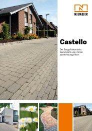 Castello - Pflastersteine von Niemeier