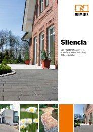 Silencia - Pflastersteine von Niemeier