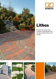 Lithos - Pflastersteine von Niemeier