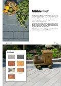 Einzelprospekt - Pflastersteine von Niemeier - Seite 3