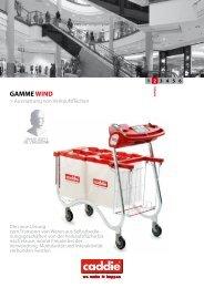 GAMMEWIND - Caddie