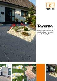 Taverna - Pflastersteine von Niemeier