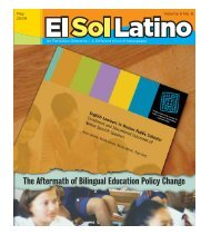 The Aftermath of Bilingual Education Policy Change