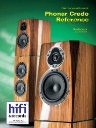 hifi &records - Phonar Akustik GmbH