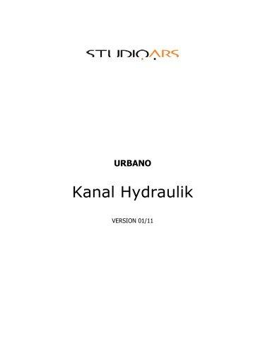 können Sie sich das Handbuch Kanal-Hydraulik ... - Team Heese AG