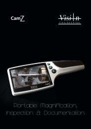 CamZ Brochure v10 English - Handheld digital ... - Spring Electronics