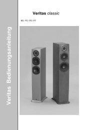 2. Montage (P3 / P5 / P7) - Phonar Akustik GmbH