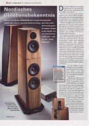 O urr exrrusrv s r A N 0 L A u r s p R E c H E R - Phonar Akustik GmbH