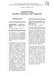 Newsletter Januar 2013 (Nr. 2) - Gesellschaft für Fortbildung   im ...