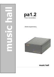 pa1.2 - Phonar Akustik GmbH