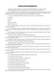 DECRETO N.º 80.281 DE 5 DE SETEMBRO DE 1977 Regulamenta ...