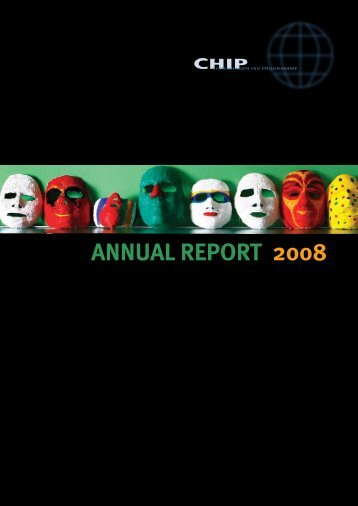 ANNUAL REPORT 2008 - CHIP