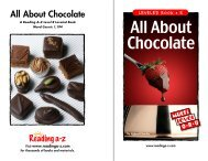 All About Chocolate 2