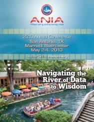 registration brochure - American Nursing Informatics Association