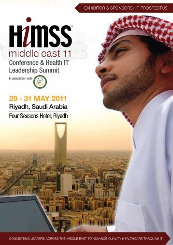 29 - 31 May 2011 - HIMSS Middle East