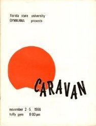 1966 - Caravan - FSU Gymnastics