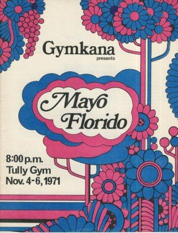 Mayo Florido - FSU Gymnastics