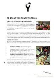 DE JEUGD VAN TEGENWOORDIG - YoungWorks Blog