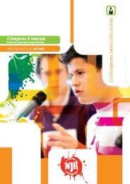 Jongeren en inspraak (korte versie) (PDF) - YoungWorks Blog