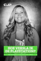 HOE VERSLA IK DE PLAYSTATION? - YoungWorks Blog
