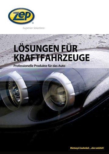 Lösungen für Kraftfahrzeuge - zepindustries.eu